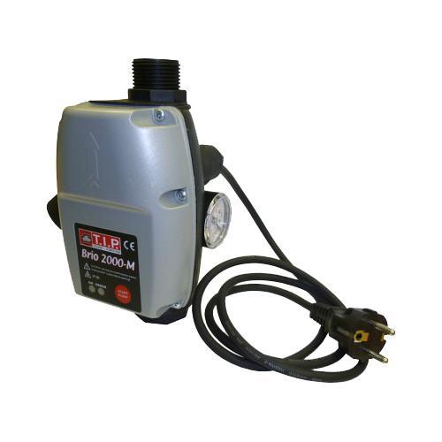 Elektronische Steuerung Brio 2000 für Garten Tauchpumpe Incl Trockenlaufschutz